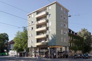 Bellevue die Monaco, München - Auszeichnung in der Kategorie Besondere Bauten