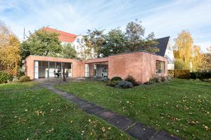 Das Mies van der Rohe Haus in Berlin Lichtenberg