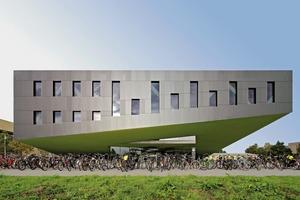 Preisträger BDA Niedersachsen 2015:  Hörsaalgebäude der Hochschule und Universität Osnabrück