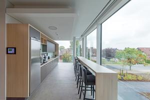 Architekten und Akustiker haben darauf geachtet, das Sprachverständnis in den Räumen zu erhalten