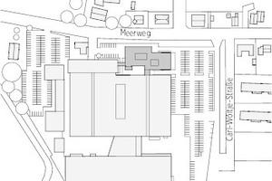 Lageplan, M 1 : 5000