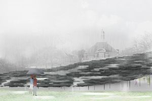 Schieferdach? Der 19. Serpentine Pavillon in London 2019
