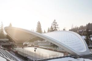 Die historische Stadionanlage verwandelt sich in eine multifunktional nutzbare Arena mit hoher touristischer Attraktivität