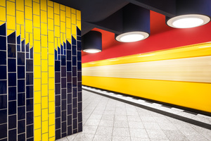 U-Bahn-Station Richard-Wagner-Platz