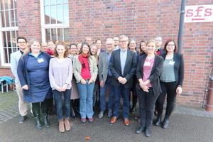 Mitarbeiter der TU Dortmund und der HCU Hamburg