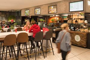 Kategorie Nachwuchspreis:  LAGO Food Lounge Konstanz Lichtplanung: ORB. Atelier für Lichtgestaltung