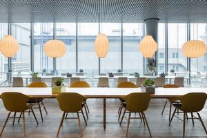 Kategorie öffentliche Bereiche Innenraum:  Merck Innovation Center Lichtplanung: Lumen³ GbR