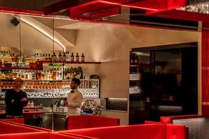 Kategorie Hotel Gastronomie:  Stadtbar Wien Lichtplanung: podpod design