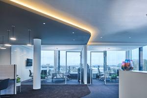Kategorie Büro und Verwaltung:  Bürogebäude Köln Lichtplanung: jack be nimble - lighting | design| innovation