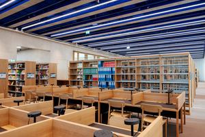 Kategorie Bildung:  Neuer Campus Fachhochschule Nordwestschweiz Lichtplanung: Reflexion AG