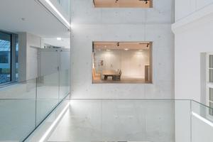 Kategorie Büro und Verwaltung:  PAR Post am Rochus Lichtplanung: Designbüro Christian Ploderer GmbH