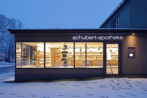 Kategorie Shopbeleuchtung:  Schubert Apotheke Lichtplanung: raumkontor