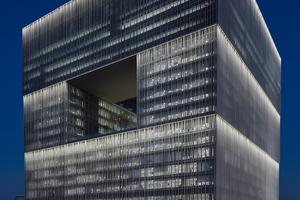 Internationales Projekt:  Amorepacific Headquarters Seoul Lichtplanung: Arup Deutschland GmbH