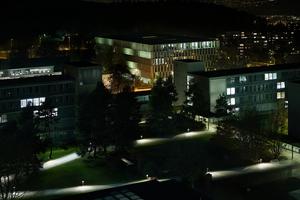 Kategorie Außenbeleuchtung öffentliche Bereiche:  ETH Zürich Lichtplanung: nachtaktiv