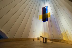 Kategorie Kulturbauten:  Pfarrkirche St. Josef Holzkirchen Lichtplanung: Ingenieure Bamberger GmbH & Co. KG
