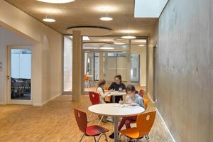 Kategorie Bildung:  Mittelschule Gersthofen Lichtplanung: Ingenieure Bamberger GmbH & Co. KG