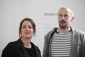 """Künsterduo """"beierle.goehrlich: Jutta Görlich und Edward Beierle"""