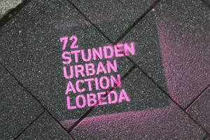 72 Hour Urban Action: Der nächste High-Speed-Urbanismus findet Anfang Mai in Jena statt