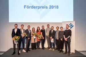 Verleihung des Förderpreises Stiftung Deutscher Architekten