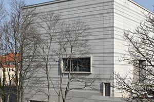 Der Neubau des Bauhaus Museum Weimar
