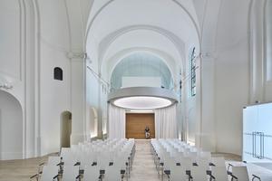 1. Preis Bildung: Klarissenkirche, Köln /  Lichtplanung: arens faulhaber lichtplaner
