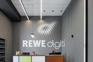 1. Preis Büro/Verwaltung: Rewe Digital, Köln /  Lichtplanung: arens faulhaber lichtplaner