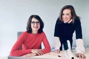 Die Lichtdesignerinnen des Jahres: Corinna Arens und Dorette Faulhaber aus Köln
