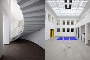 """""""Räume prägen"""", das gilt für das Baukunstarchiv NRW, Dortmund (Spital-Frenking + Schwarz Architekten Stadtplaner BDA) ganz sicher"""