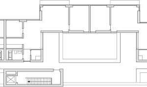 Grundriss 3. Obergeschoss, M 1:500