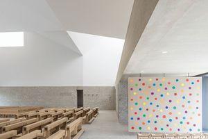 Große Nike: Kirchenzentrum Seliger Pater Rupert Mayer, Poing
