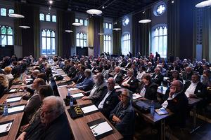 Baumeistertag 2019 in der historischen Maschinenhalle im Steigenberger Parkhotel Braunschweig