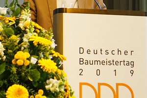 Christoph Schild, neuer BDB-Präsident