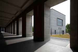 Ein Preisträger: Bauhaus-Museum Weimar (Neubau) heike hanada laboratory of art and architecture, Berlin Bauherr: Klassik Stiftung Weimar