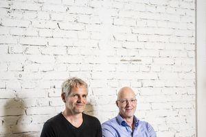 Stefan Woehrlin und Matthias Reese