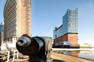 Die Nike für Symbolik geht an die Elbphilharmonie in Hamburg