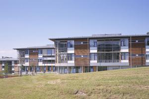 Ein Schlüsselprojekt in der Historie von Nickl & Partner Architekten – das Krankenhaus in Miesbach von 1998