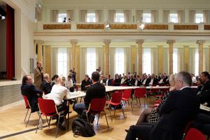 15. BDA-Tag in Halle an der Saale mit Diskussionen und einem drängenden Umwelt-Pamphlet
