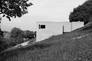 01 Haus Rauch in Schlins, 2008 von Roger Boltshauser und Martin Rauch
