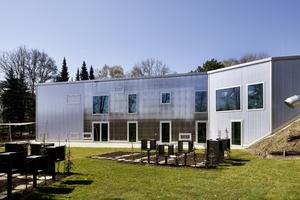 Die Kita Karoline Goldhofer von heilergeiger architekten und stadtplaner ist auch unter den acht nominierten Gebäuden