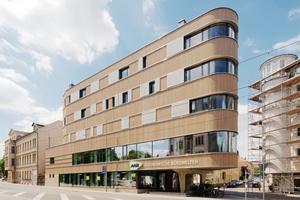 Vielleicht erhält die Baugemeinschaft Z8 mit dem Holzhaus in Leipzig-Lindenau von ASUNA - Atelier für strategische und nachhaltige Architektur den Nachhaltigkeitspreis im November?