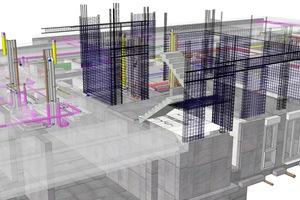 Das Koordinationsmodell zwischen Architektur, Trawerksplanung und TGA
