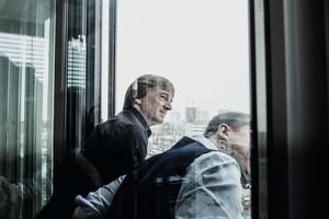 """h4a Gessert + Randecker&nbsp;sind in den letzten Jahren kräftig gewachsen. Andreas Nies, Geschäftsführer München (links): """"Unsere Projekte wurden größer – deshalb haben wir uns für einen Umstieg auf ARCHICAD entschieden.""""<br />"""