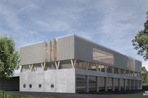 Die Gemeinde Straubenhardt setzt beim neuen Feuerwehrhaus auf kreislauffähiges Bauen. Experten der EPEA GmbH – Part of Drees & Sommer begleiten das Projekt.