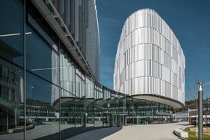 Kundenzentrum Robert Bosch Automotive Steer-ing GmbH, Schwäbisch Gmünd – wulf architekten, Stuttgart
