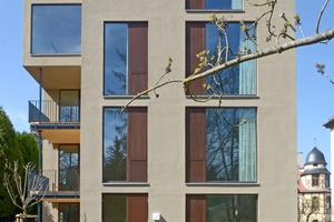 Das Wohnhaus in Weimar wurde in Massivholzbauweise und weitestgehend unter Verwendung ökologischer Baustoffe errichtet