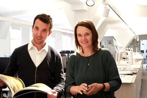 """<div class=""""BT_Vorspann"""">DBZ Heftpaten Astrid Piber und<br />Tom Minderhoud, UNStudio, Amsterdam/NL</div>"""