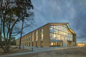 Alnatura Campus – Neubau der Alnatura Arbeitswelt, Darmstadt -Architekt: haascookzemmrich STUDIO2050 -Bauherr: Campus 360 GmbH