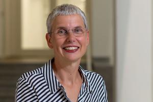 Neue Präsidentin: Susanne Wartzeck
