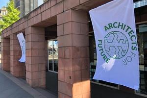 Architects for Future luden zu einer offenen Gesprächsunde ins Deutsche Architekturmuseum ein