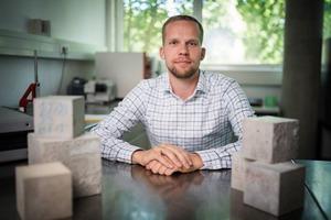 Jungunternehmer Ricardo Remus revolutioniert mit seinem Ultraschall-Verfahren die Betonherstellung
